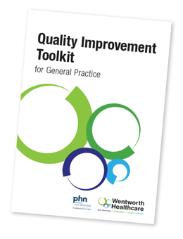 Quality Improvement Toolkit for General Practice cover image